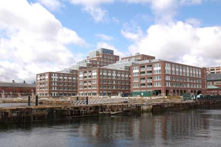 Harborview Navy Yard Condos