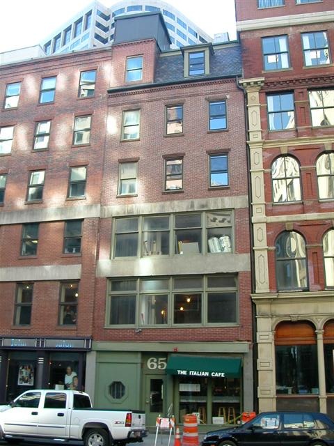 65 Broad Street Condos