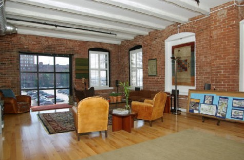 Fort Point Place Boston Lofts