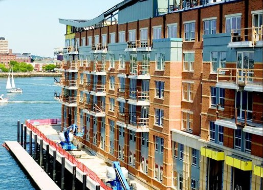 Battery Wharf Luxury Waterfront Condos