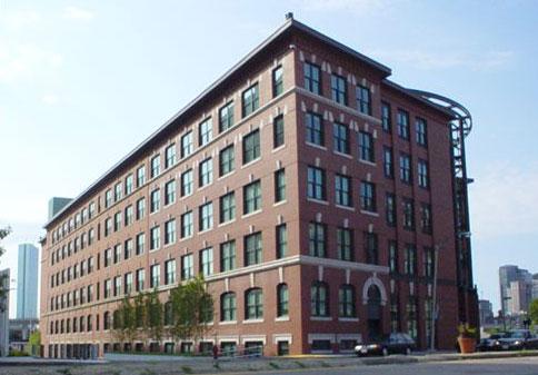 Boston Court Square Press Building