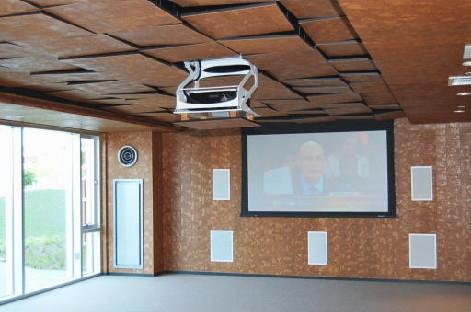 Viewing Room at Macallen Building