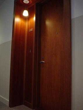 D4 Condo Front Doors