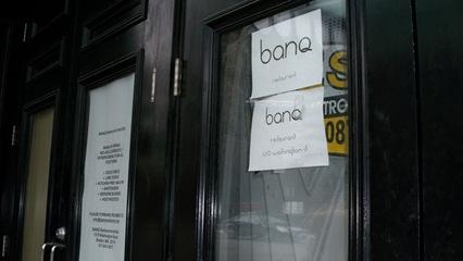 Banq Restaurant at Penny Savings Bank