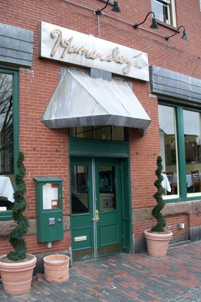Hamersley's Bistro Boston South End