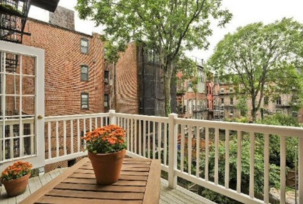 406 Columbus Avenue Deck