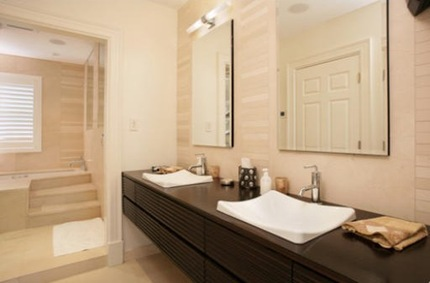 294 Newbury Street Master Bath