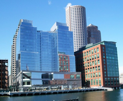 Boston Intercontinental Residences