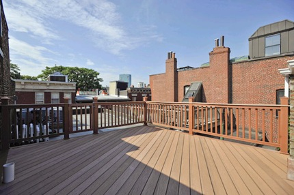 73 Myrtle Street Roof Deck