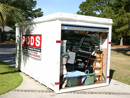 PODS Boston Moving Service