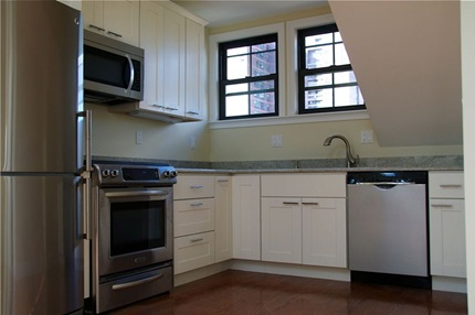 83 West Brookline Street Penthouse Kitchen