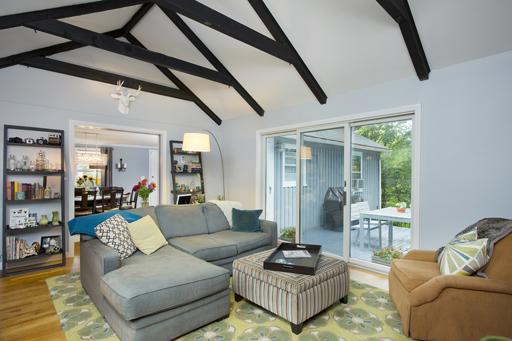 Lexington MA MLS Listing - Living Room