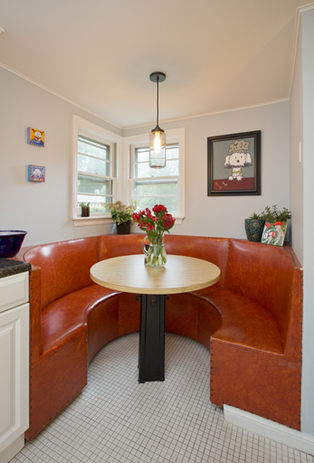Lexington MA MLS Listing - Breakfast Nook