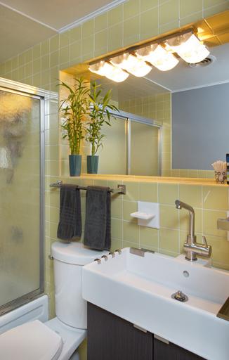 Lexington MA MLS Listing - Renovated Bathroom