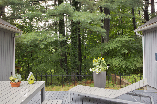 Lexington MA MLS Listing - Outdoor Space