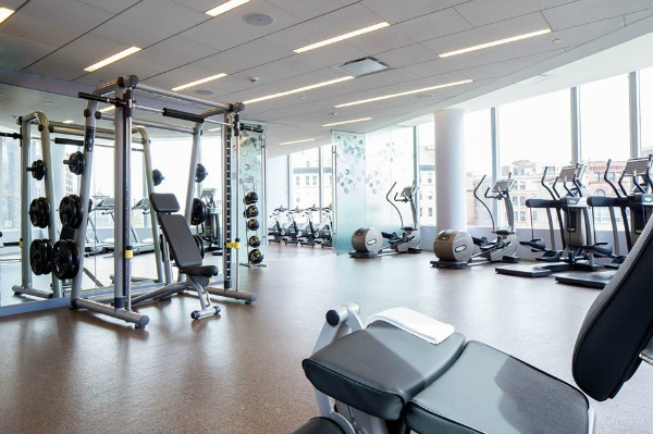 Radian Fitness Center | Boston Rental Apartments